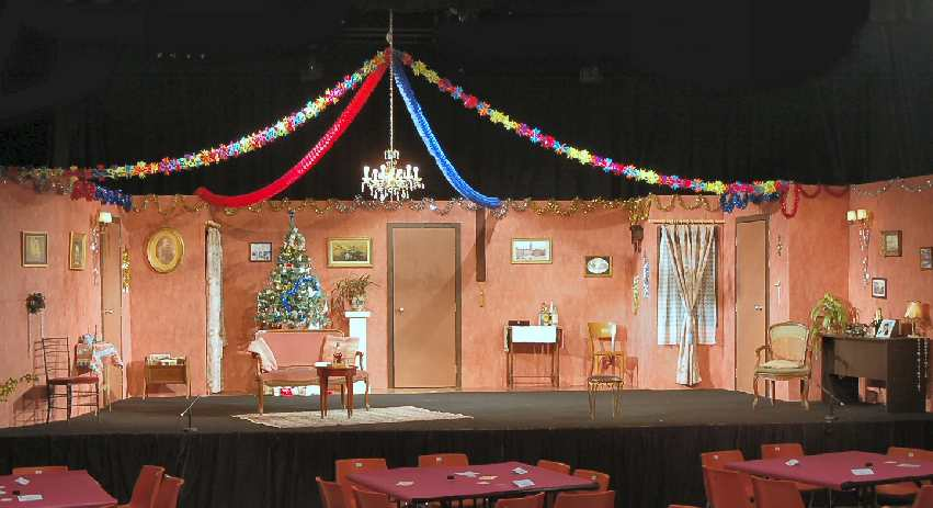 Th tre 13 a table for 13 a table theatre